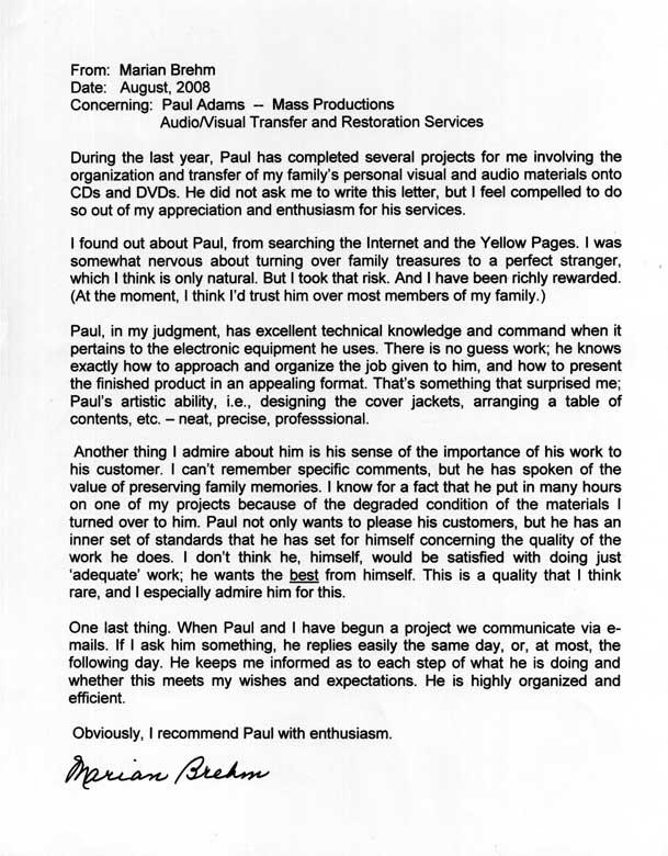 Law School Transfer Letter Of Recommendation Sample - Cover Letter