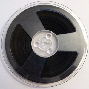 7 inch 1_4 audio reel